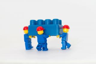 LEGO Teamwork Lessons